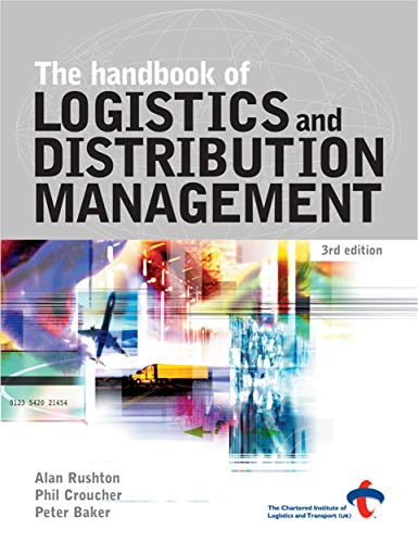 9780749446697: The Handbook of Logistics and Distribution Management