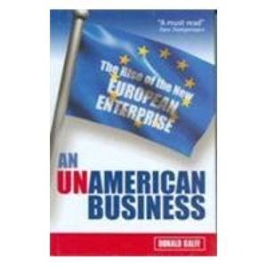 An UnAmerican Business: Donald Kalff