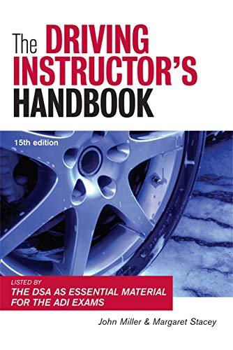 9780749450380: The Driving Instructor's Handbook