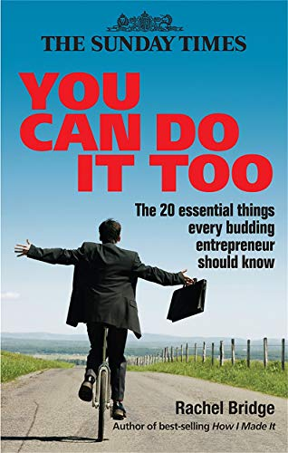9780749451530: You Can Do It Too: The 20 Essential Things Every Budding Entrepreneur Should Know