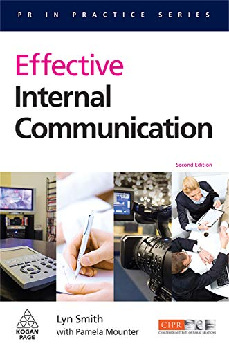 Effective Internal Communication (PR in Practice).
