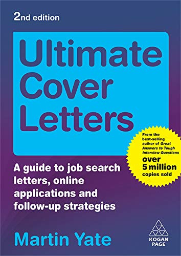Ultimate Cover Letters (9780749453282) by Martin John Yate