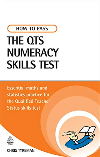How to Pass the QTS Numeracy Skills: Tyreman, Christopher John