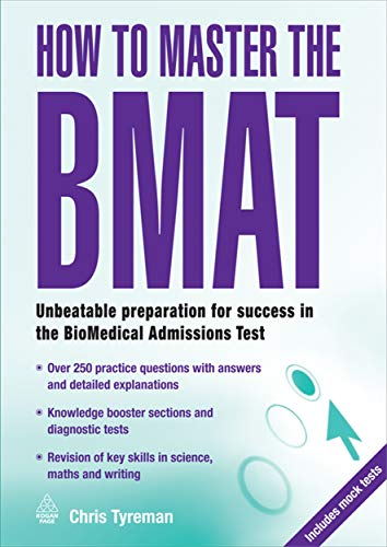 9780749454616: How to Master the BMAT: Unbeatable Preparation for Success in the BioMedical Admissions Test
