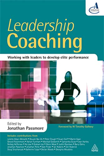 9780749455323: Leadership Coaching: Working with Leaders to Develop Elite Performance