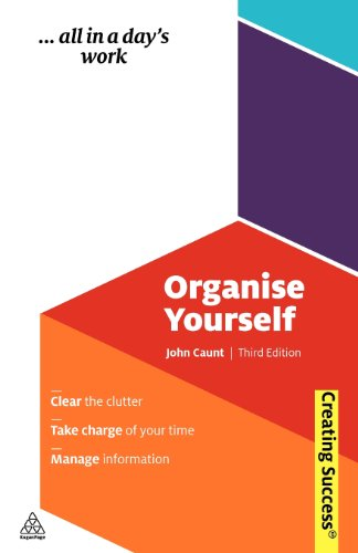 9780749460358: Organise Yourself (Creating Success)