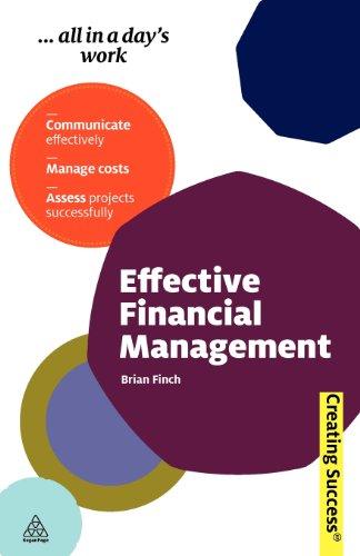 9780749460440: Effective Financial Management (Creating Success)