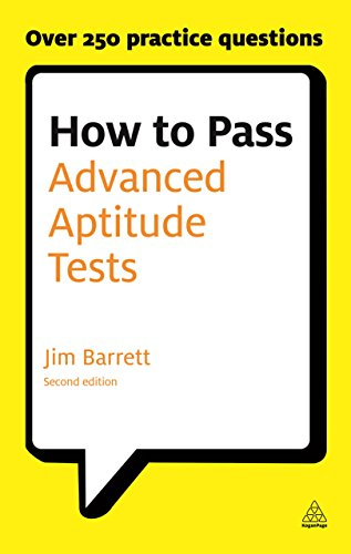 9780749461423: How to Pass Advanced Aptitude Tests: Assess Your Potential and Analyse Your Career Options with Graduate and Managerial Level Psychometric Tests