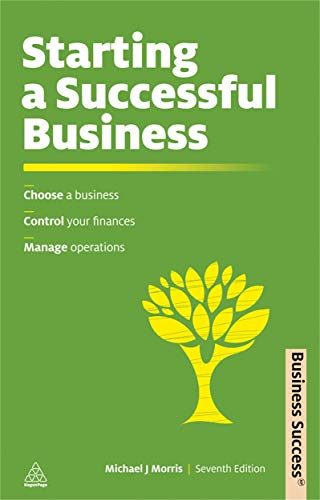 MB,Starting a Successful Business (Business Success),Michael J: Michael J Morris