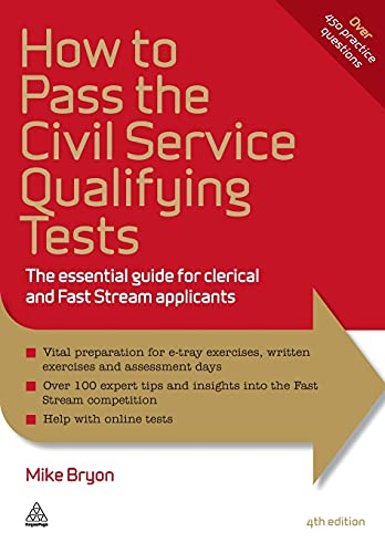 9780749461799: How to Pass the Civil Service Qualifying Tests: The Essential Guide for Clerical and Fast Stream Applicants (Elite Students Series)