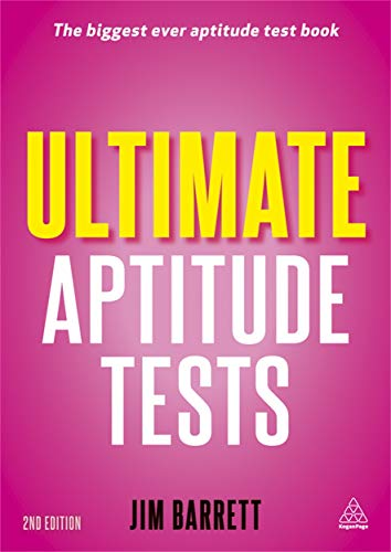 9780749463175: Ultimate Aptitude Tests: Assess and Develop Your Potential with Numerical, Verbal and Abstract Tests