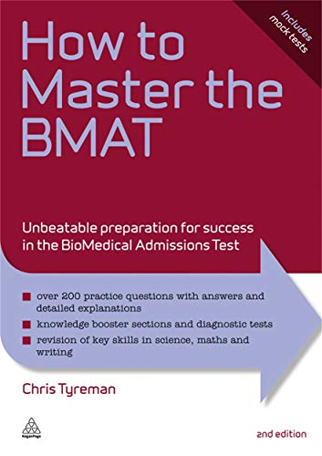 9780749463366: How to Master the BMAT: Unbeatable Preparation for Success in the BioMedical Admissions Test