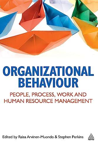 9780749463601: Organizational Behaviour