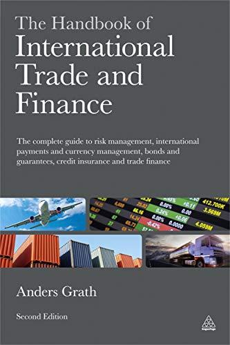 9780749463977: The Handbook of International Trade and Finance