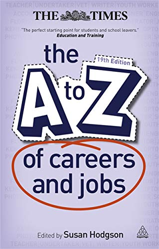 9780749464295: The A-Z of Careers and Jobs.