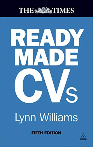 9780749465056: Readymade CVs: Winning CVs and Cover Letters for Every Type of Job