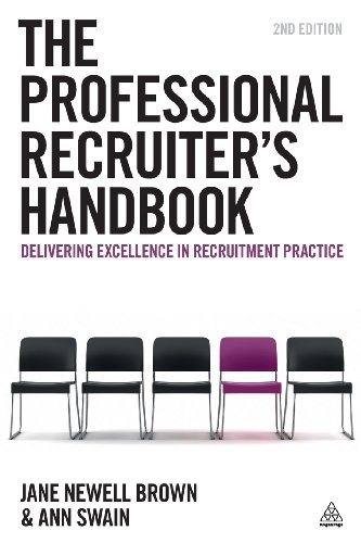 9780749465414: The Professional Recruiter's Handbook: Delivering Excellence in Recruitment Practice