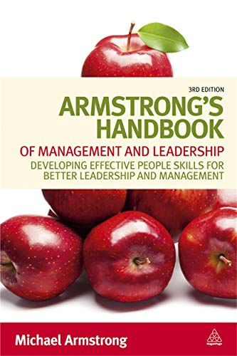 Armstrong's Handbook of Management and Leadership: Armstrong, Michael