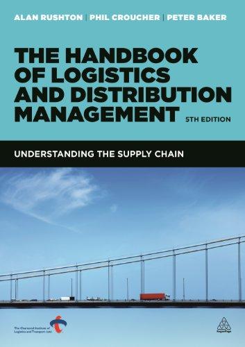 9780749466275: The Handbook of Logistics & Distribution Management