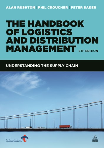 9780749466275: The Handbook of Logistics and Distribution Management: Understanding the Supply Chain