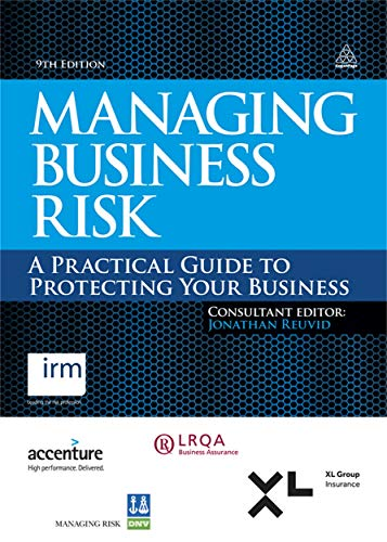 9780749466848: Managing Business Risk: A Practical Guide to Protecting Your Business