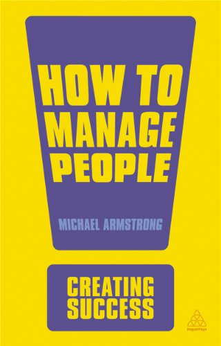 9780749467081: How to Manage People (Creating Success)