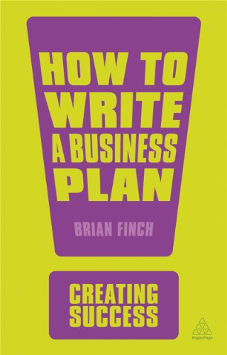 9780749467104: How to Write a Business Plan (Creating Success)