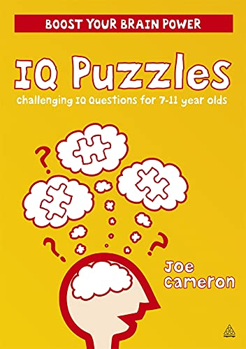 9780749467838: IQ Puzzles - Challenging IQ questions for 7-11 year olds.