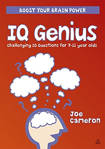 9780749467845: IQ Genius - Challenging Questions for 7-11 year olds.