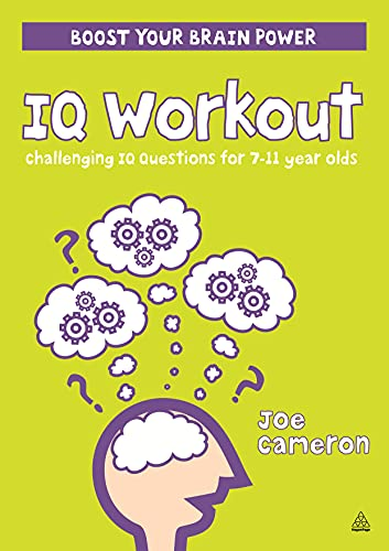 9780749467869: IQ Workout - Challenging IQ questions for 7-11 year olds.