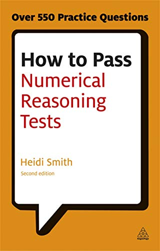 9780749467975: How to Pass Numerical Reasoning Tests: A Step-by-Step Guide to Learning Key Numeracy Skills