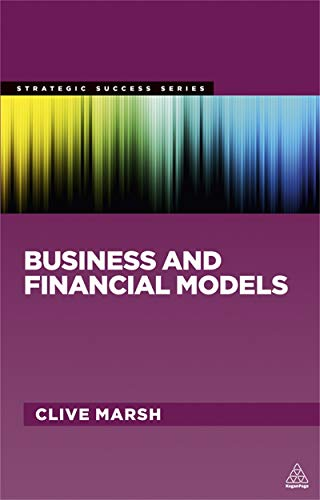 Business and Financial Models: Clive Marsh