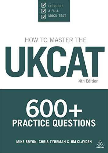 9780749468217: How To Master The UKCAT: 600+ Practice Questions