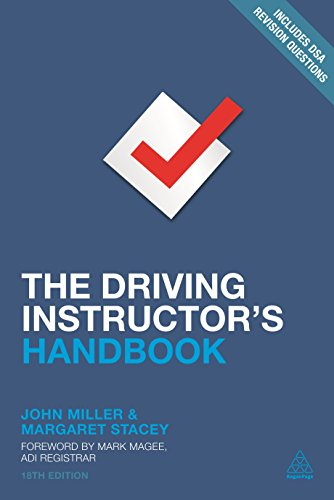 The Driving Instructor's Handbook (9780749468408) by John Miller; Margaret Stacey
