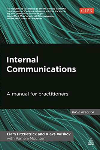 9780749469320: Internal Communications: A Manual for Practitioners (PR In Practice)