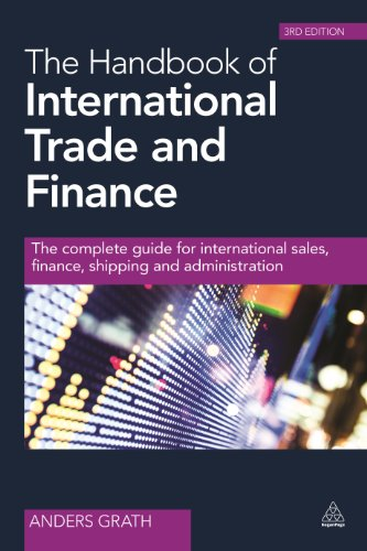 9780749469542: The Handbook of International Trade and Finance: The Complete Guide for International Sales, Finance, Shipping and Administration