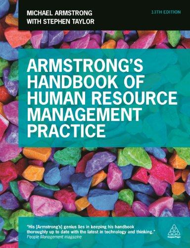 9780749469641: Armstrong's Handbook of Human Resource Management Practice