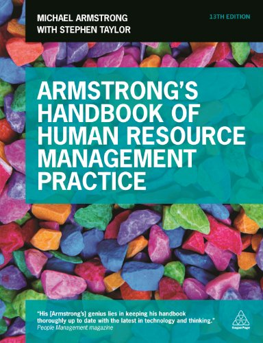 9780749469641: Armstrong's Handbook of Human Resource Management Practice: Building Sustainable Organizational Performance Improvement