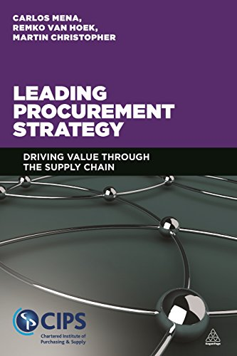 9780749470333: Leading Procurement Strategy: Driving Value Through the Supply Chain
