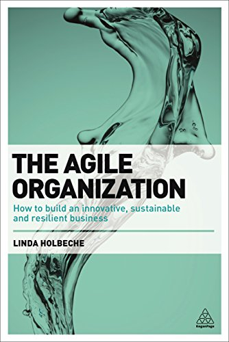 9780749471316: The Agile Organization: How to Build an Innovative, Sustainable and Resilient Business