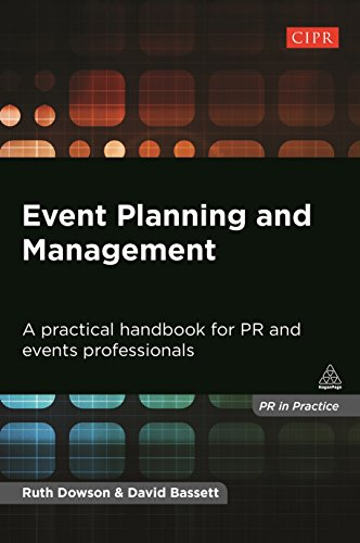 9780749471392: Event Planning and Management: A Practical Handbook for PR and Events Professionals (PR in Practice)