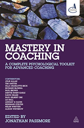 9780749471798: Mastery in Coaching: A Complete Psychological Toolkit for Advanced Coaching