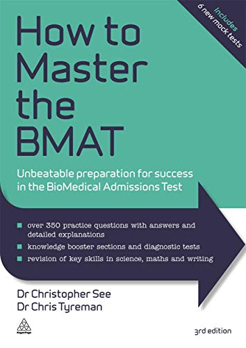 9780749471873: How to Master the BMAT: Unbeatable Preparation for Success in the BioMedical Admissions Test