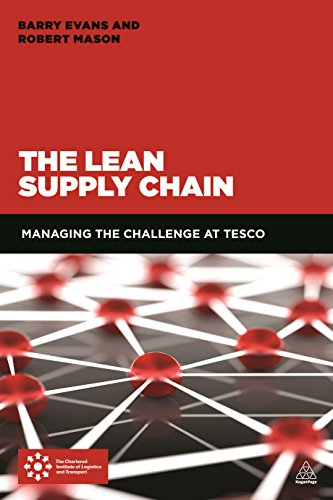 9780749472078: The Lean Supply Chain: Managing the Challenge at Tesco