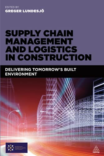 9780749472429: Supply Chain Management Construction