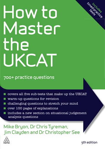 9780749473747: How to Master the Ukcat: 700+ Practice Questions