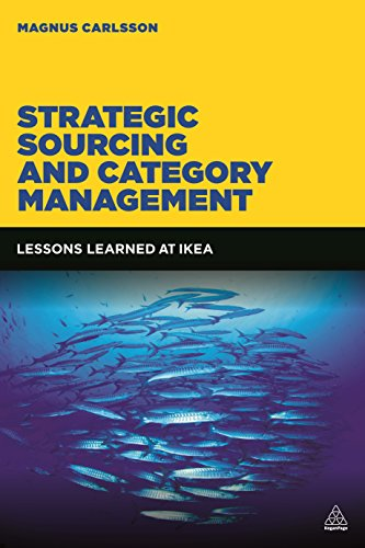 9780749473976: Strategic Sourcing and Category Management: Lessons Learned in Ikea