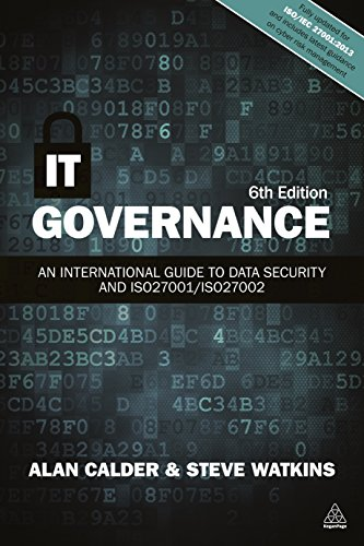 9780749474058: IT Governance: An International Guide to Data Security and ISO27001/ISO27002
