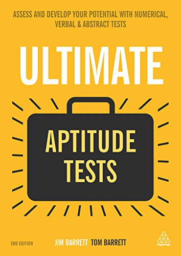 9780749474072: Ultimate Aptitude Tests: Assess and Develop Your Potential with Numerical, Verbal and Abstract Tests (Ultimate Series)