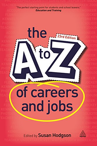9780749475031: The A-Z of Careers and Jobs